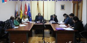 Vídeo del Pleno extraordinario del Ayuntamiento de Villamantilla celebrado el 6 de febrero de 2020